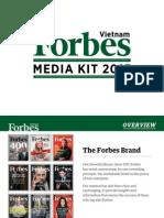 2013 Forbes Vietnam Media Kit