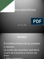 RETORICA ARISTOTELICA