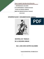 Métodos de Interpretación de la Ley de Agustín Squella Narducci Completo para imprimir