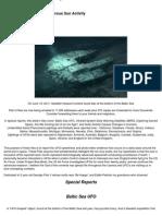 UFO - Filer's Files #25 - 2012 Dangerous Sun Activity