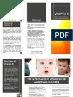 vitamin d handout