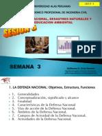 Sesion 5 Objetivos y Estructura de La Def Nac