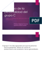 Clases de Psiquiatria Grupo c Obs.dep.Evit.