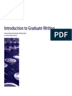 Intro to Grad Writing Text Edited