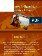 Movimientos Indigenistas