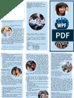 WPF Brochure- Draft 2