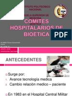 Comites Hospitalarios de Bioetica