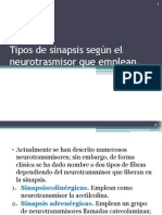 2.2.2 Neurotransmisores