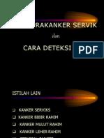 Lesi Prakanker Serviks Dan Cara Deteksi Dini