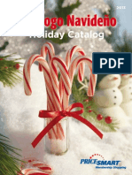 Catalogo Navidad PRicesmart