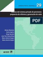 Gerencia Desarrollo Sistema Privado Pensiones