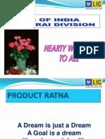 Product Ratna