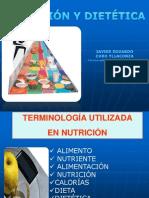 1 DEFINICIONES EN NUTRICIÓN