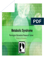 Metabolic Syndrome[1]
