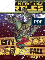 Teenage Mutant Ninja Turtles, Vol. 6