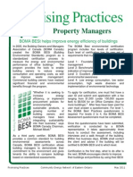 Property Managers BOMA BESt 25May2011