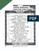 Wagner Lohengrin Wedding March score