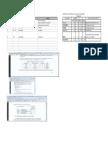 cuadro de clasificación de pendientes