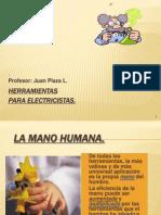 Mantenimiento y Operacion de Maquinas y Equipos Electricos 4 Apunte Herramientas Para Electricista