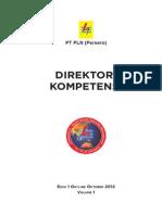 Buku Direktori Kompetensi 2012