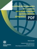 Educa c i on Colombia