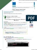 Hibernate - Enable or Disable - Windows 7 Help Forums