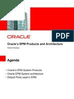 Oracle Epm Archi