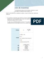 EB U1 DeterminacionMuestras