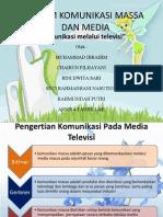 Sistem Komunikasi Massa Dan Media