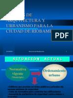 NORMAS DE ARQUITECTURA Y URBANISMO