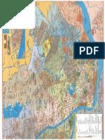 Yangon City Township Map Scans Set 1