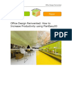 Office Design Reinvented - using PlanEasy2D