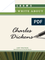 Amy S. Watkin-Bloom's How to Write About Charles Dickens (Bloom's How to Write About Literature)-Chelsea House Publications(2008)