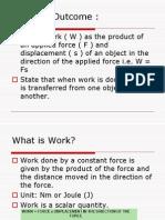 2.10 Understanding Work, Energy, Power and Efficiency