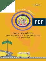 Programa Feria Pedagogica