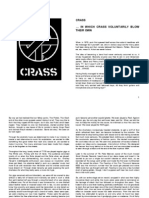 Crass Manifesto