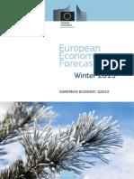European Economic Forecast 2013