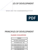 Islamic Urbanism Principles