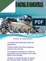 Bio- Nivel de Orga- 2011