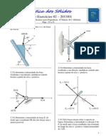 Estatica Dos Solidos - Lista 2 (1)