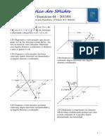 Estatica Dos Solidos - Lista 4
