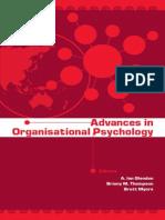 Advances in Organization Psychology.pdf