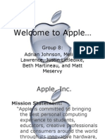 Final Apple Presentation