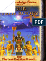 Our True Roots Scroll # 3