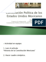 Presentacion Constitucion