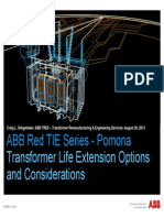 Transformer Life Extension Options and Considerations 20130820