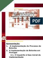 Análise Relatórios de Concretização 26 Junho