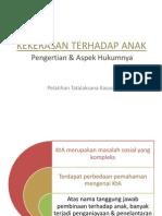 i. Pengertian & Aspek Hukum 2012