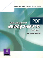 Advanced CAE Expert Coursebook