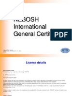 IGC2 - Element 2 Manual and Mechanical Handling (1st Ed) v.1.0